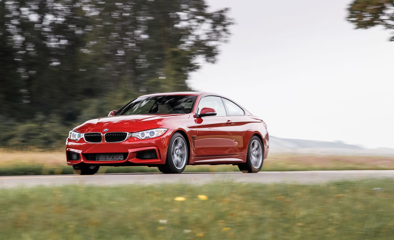 BMW 4series Reviews  BMW 4series Price Photos and Specs  Car