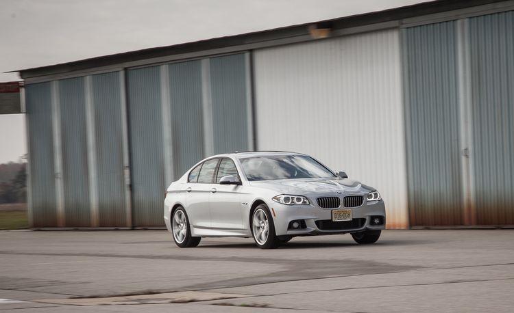 2014 BMW 535d Diesel