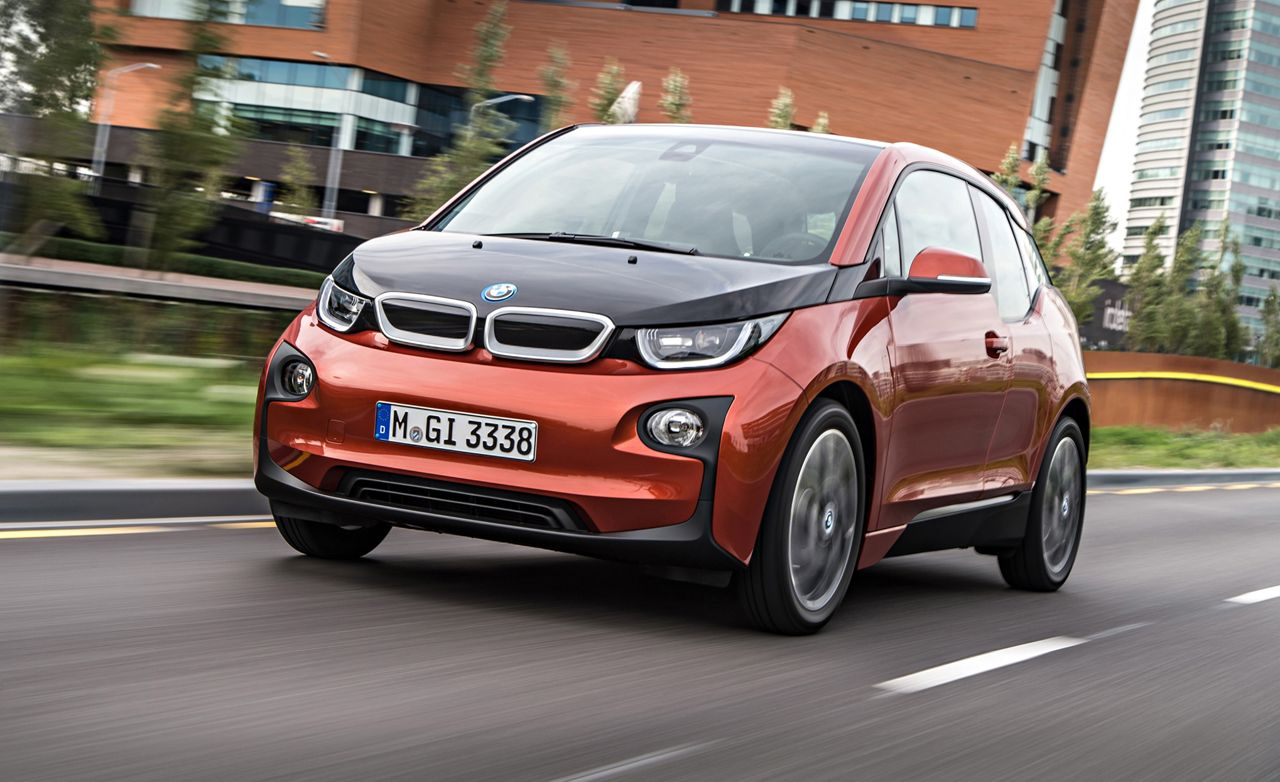 2014 Bmw I3 First Drive Review Car And Driver