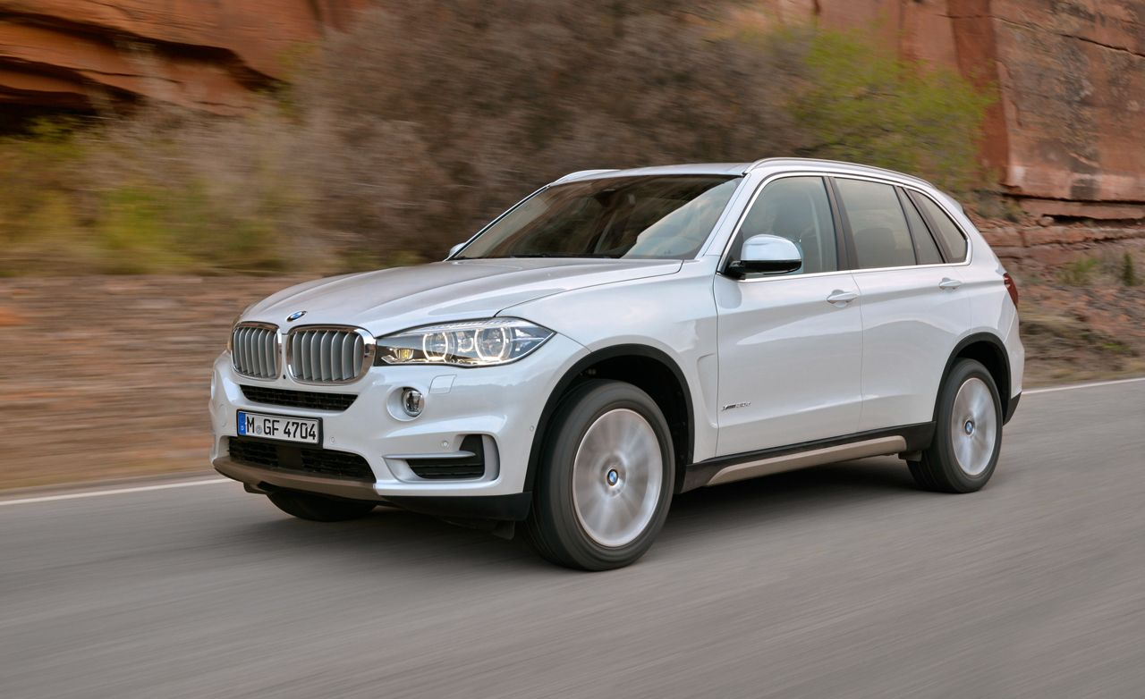 2014 Bmw X5 First Drive Review Car And Driver