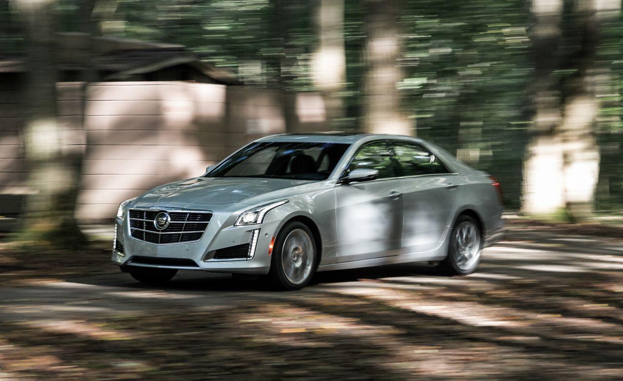 2014 cadillac cts 3.6l v-6 sedan test – review – car and