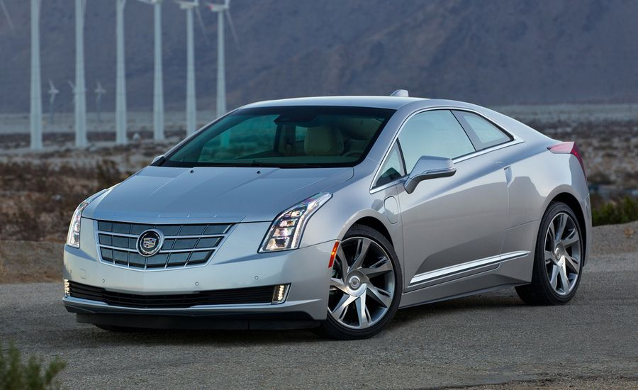 2014 Cadillac ELR First Drive | Review | Car and Driver