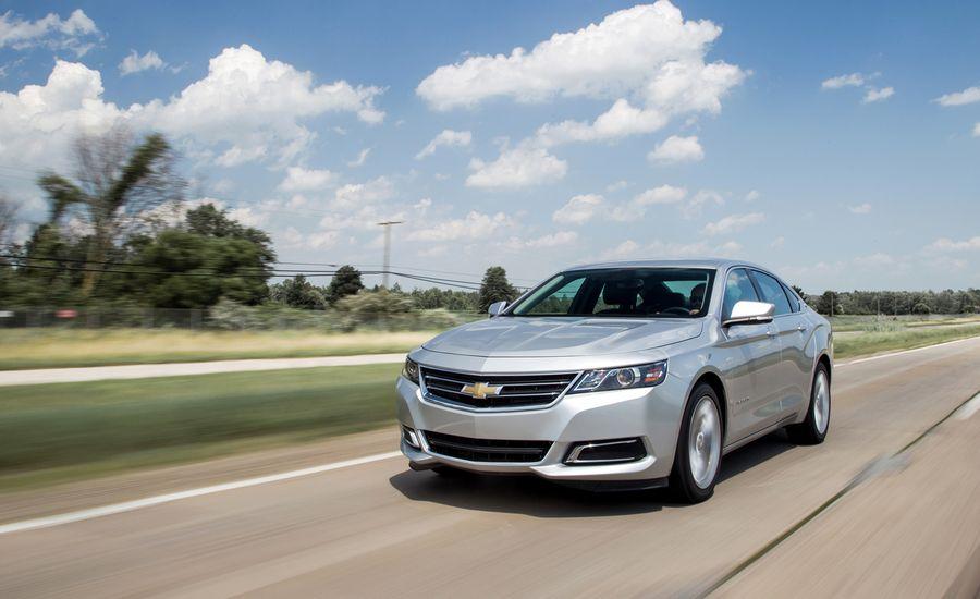 2014 Chevy Impala Silver