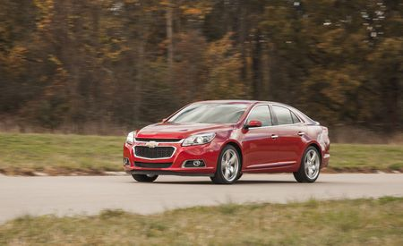 2014 Chevrolet Malibu 2.0L Turbo