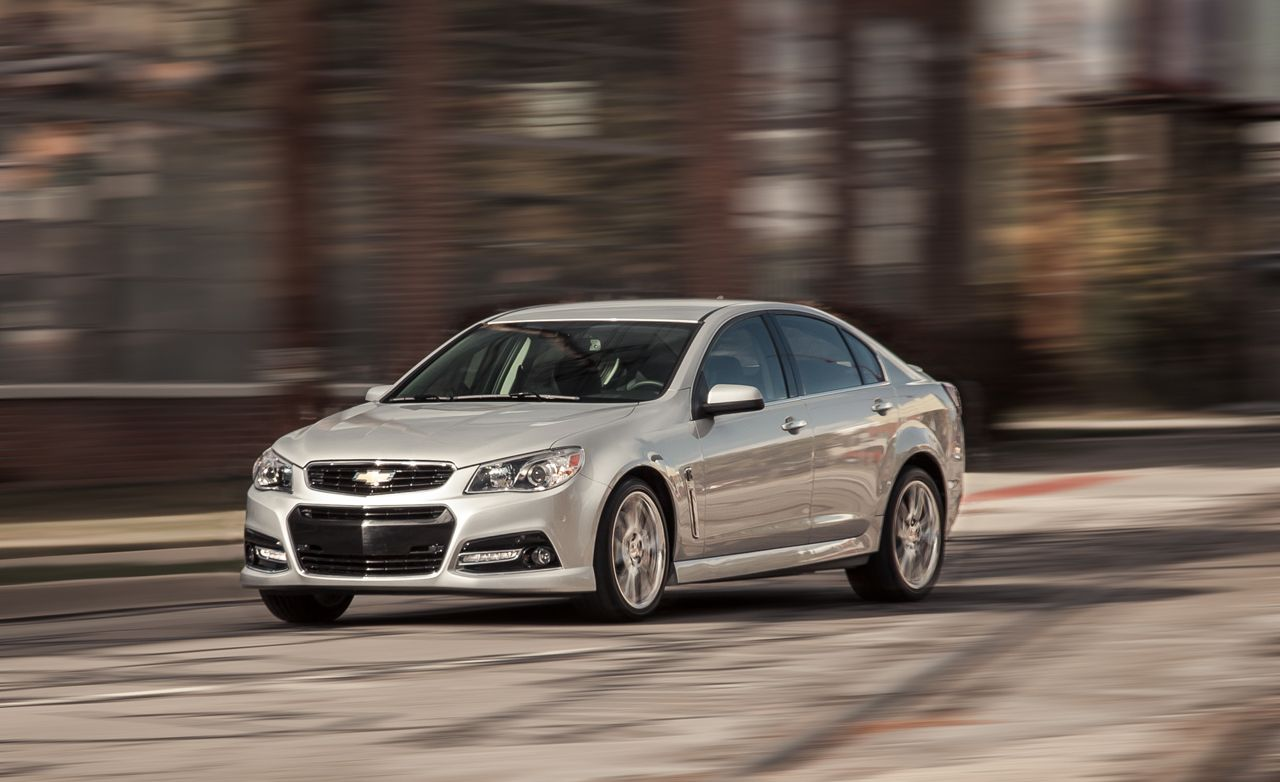 Elegant 2014 Chevrolet SS