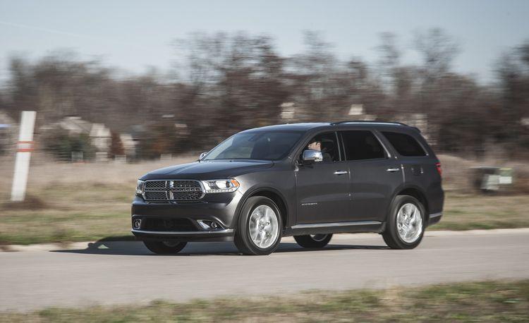 2014 Dodge Durango V-6 AWD
