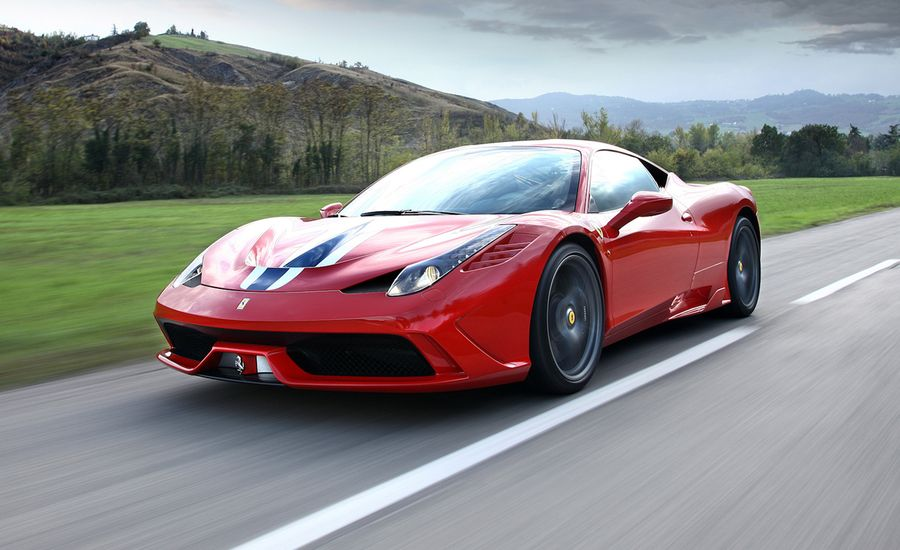 2014 Ferrari 458 Speciale First Drive | Review | Car and Driver
