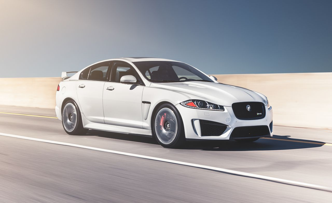 Jaguar Xf Specs >> Jaguar XFR / XFR-S Reviews | Jaguar XFR / XFR-S Price, Photos, and Specs | Car and Driver