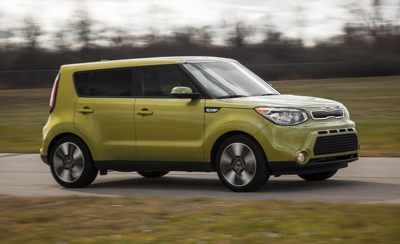 2014 kia soul 2 0 instrumented test review car and driver. Black Bedroom Furniture Sets. Home Design Ideas