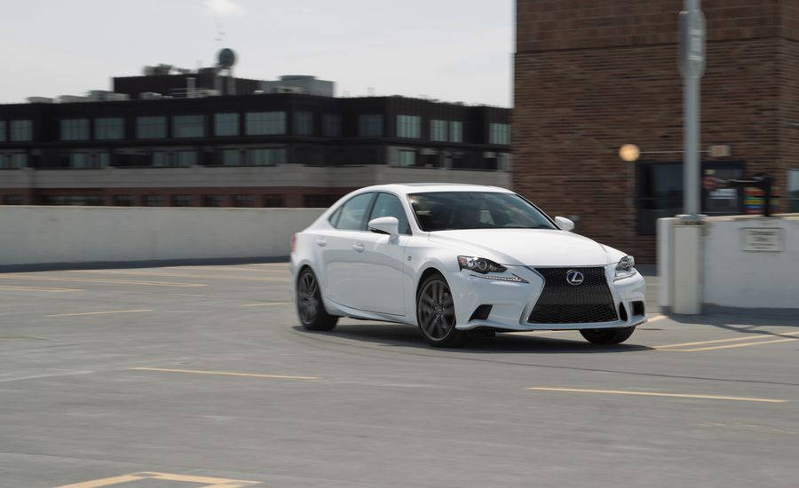 2014 Lexus IS250 F Sport AWD Test | Review | Car and Driver