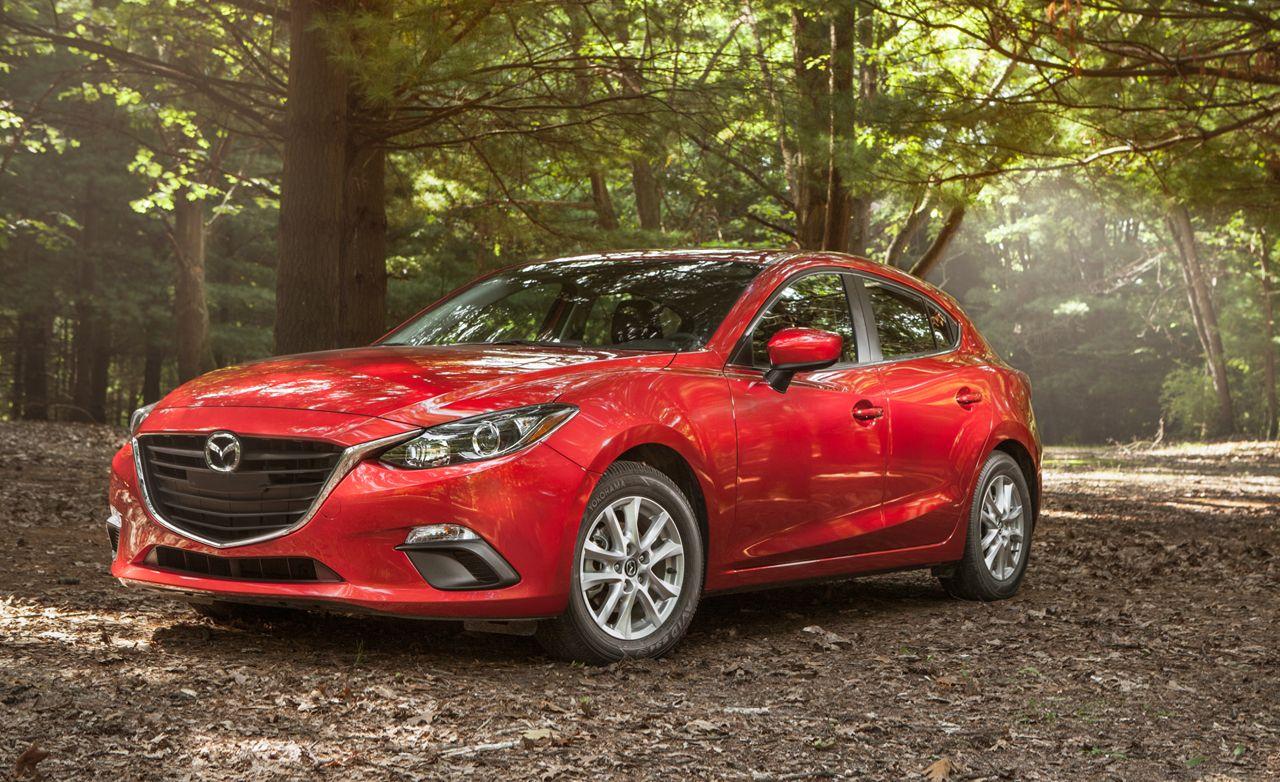 2014 mazda 3i hatchback 2 0l test review car and driver rh caranddriver com Consumer Reports Mazda 3 HB Mazda 3 Touring Hatchback