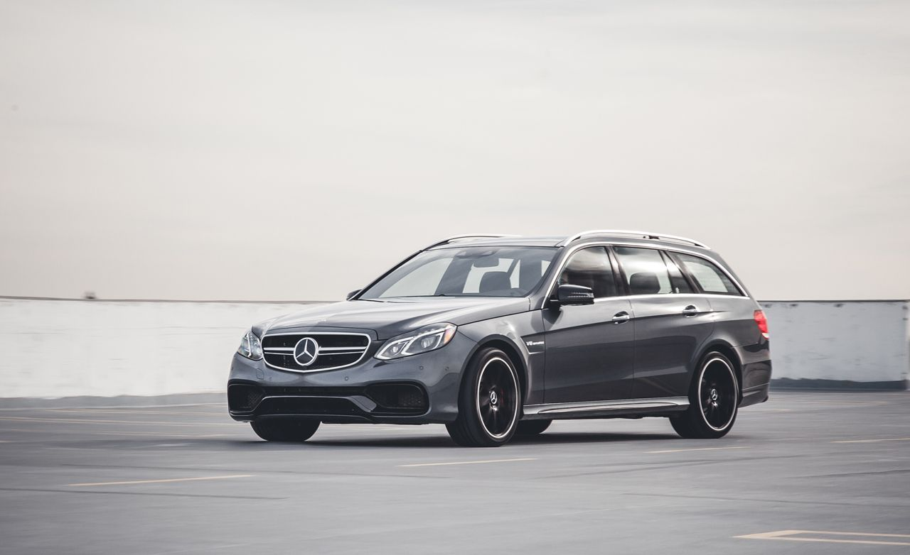 Mercedes amg e63 wagon