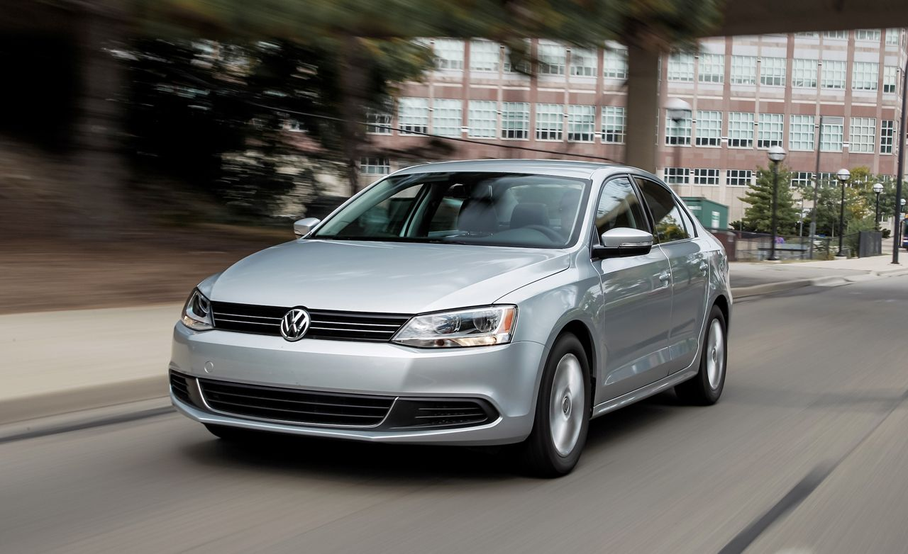 2014 Volkswagen Jetta Se Test Review Car And Driver
