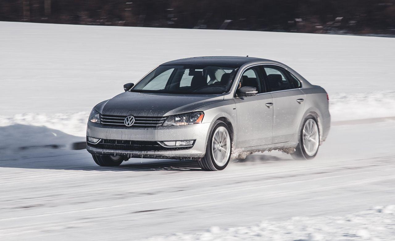 2014 Volkswagen Passat 18t Sport Test Review Car And Driver 2013 Engine Diagram
