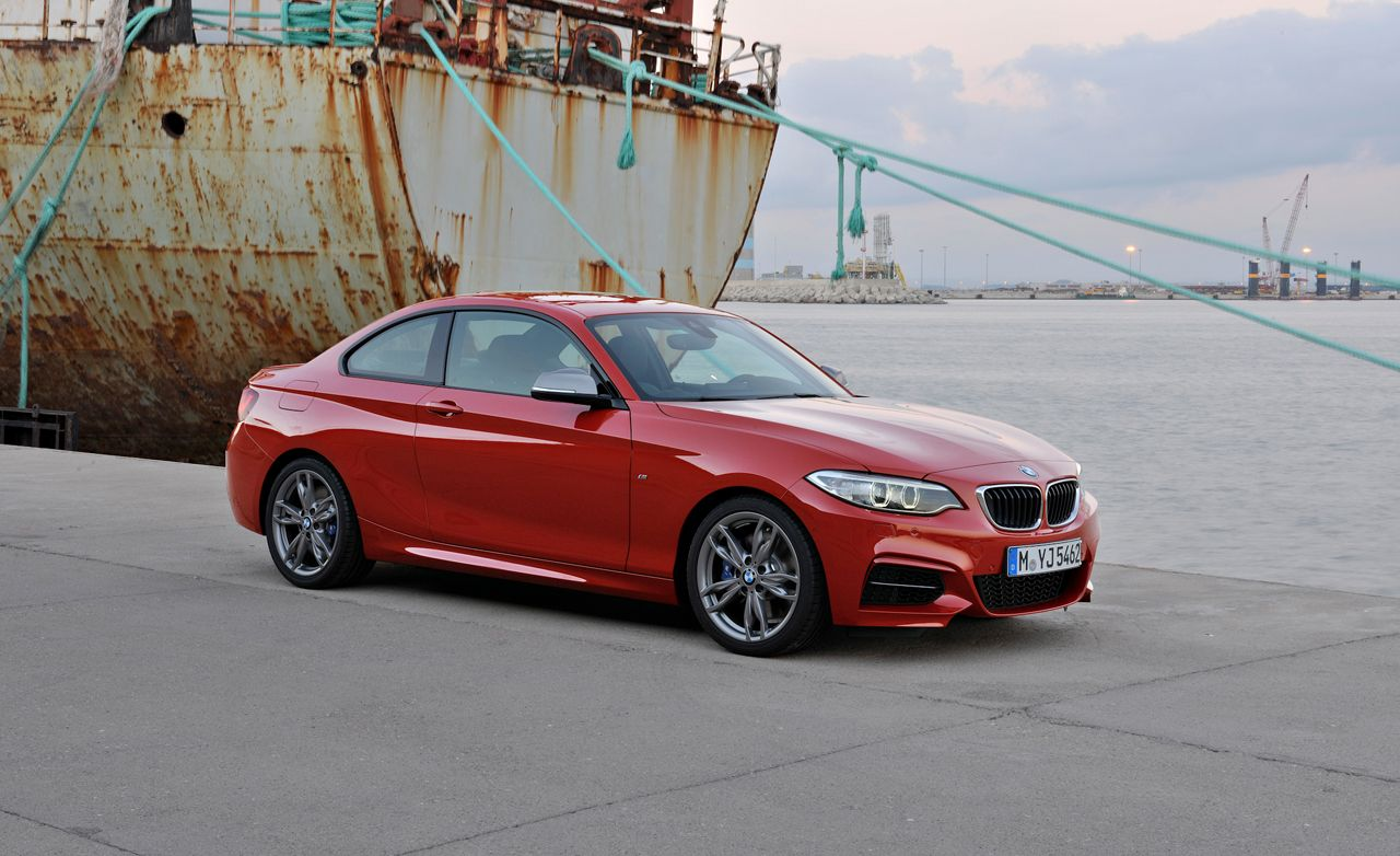 2014 BMW 2-series Debuts: Same Rear-Drive Game, New Even-Numbered Name