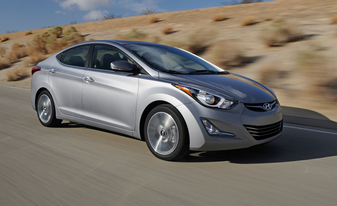 Amazing 2014 Hyundai Elantra Refreshed, Adding A 2.0 Liter Direct Injected Four