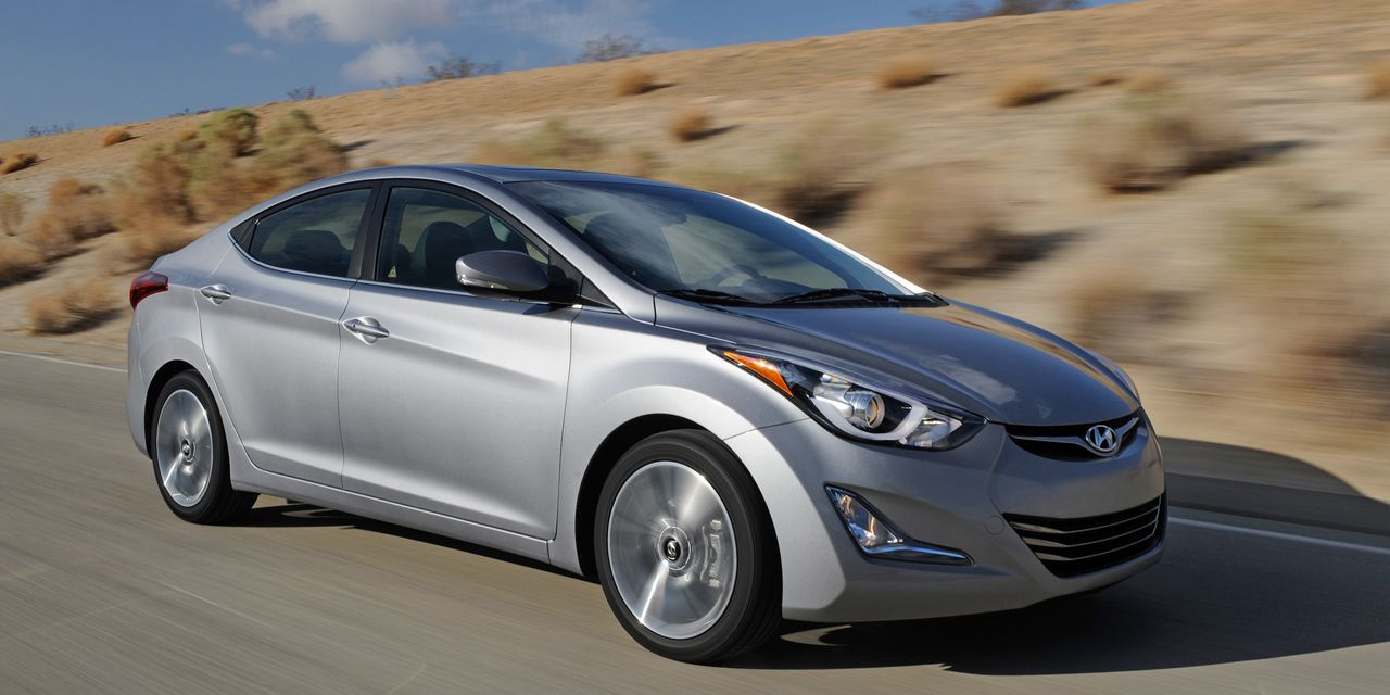 2014 Hyundai Elantra Refreshed, Adding a 2.0-liter Direct-Injected Four