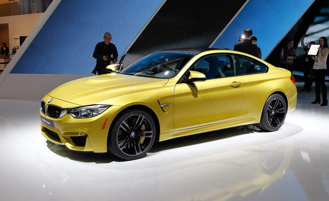 Bmw M4 Coupe >> 2015 Bmw M4 Coupe Photos And Info News Car And Driver