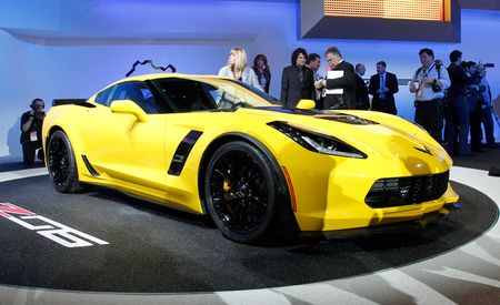 2015 Chevrolet Corvette Z06: One Part ZR1, One Part Throwdown for Porsche