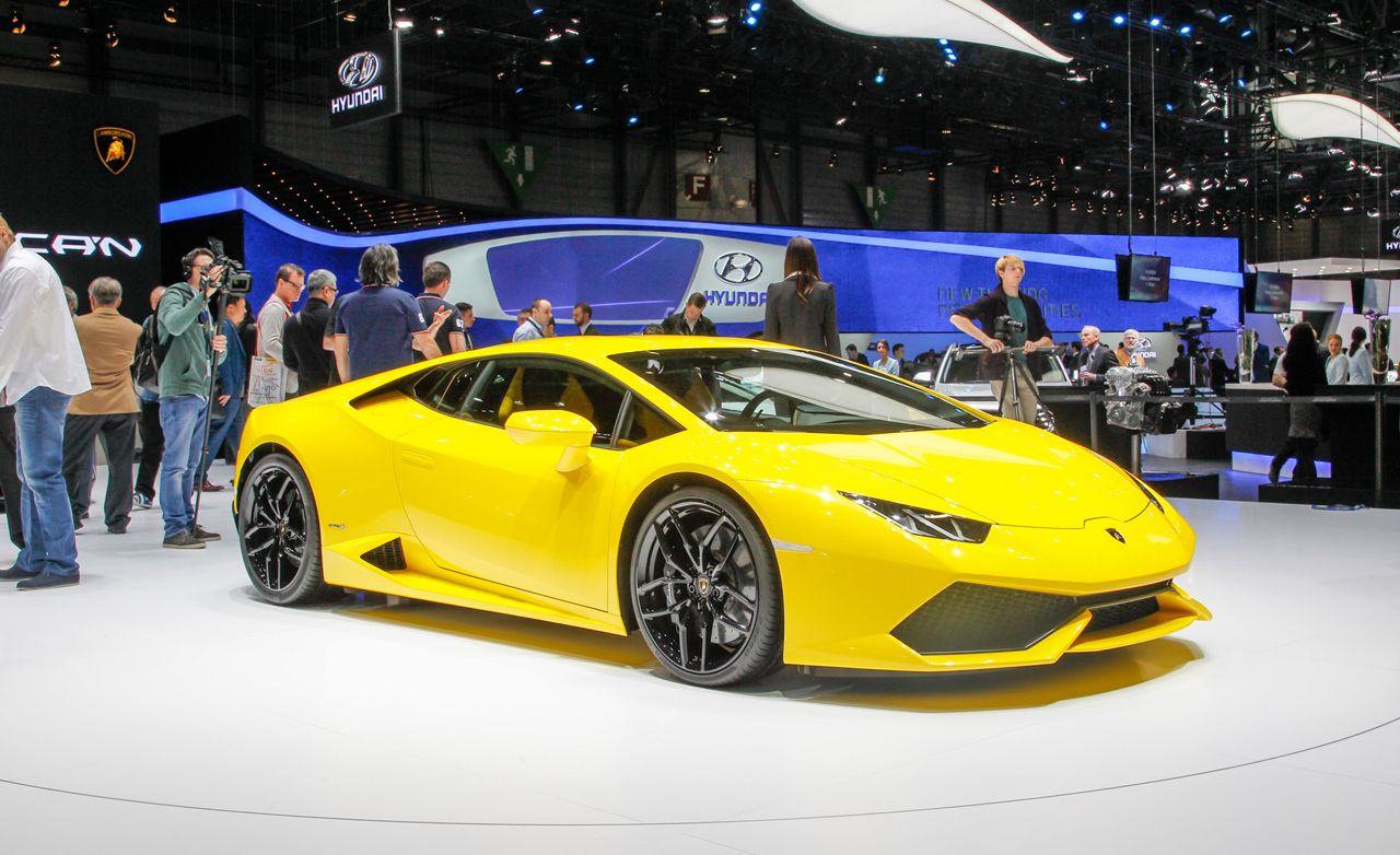 2015 lamborghini huracn lp 610 4 photos and info news car and driver