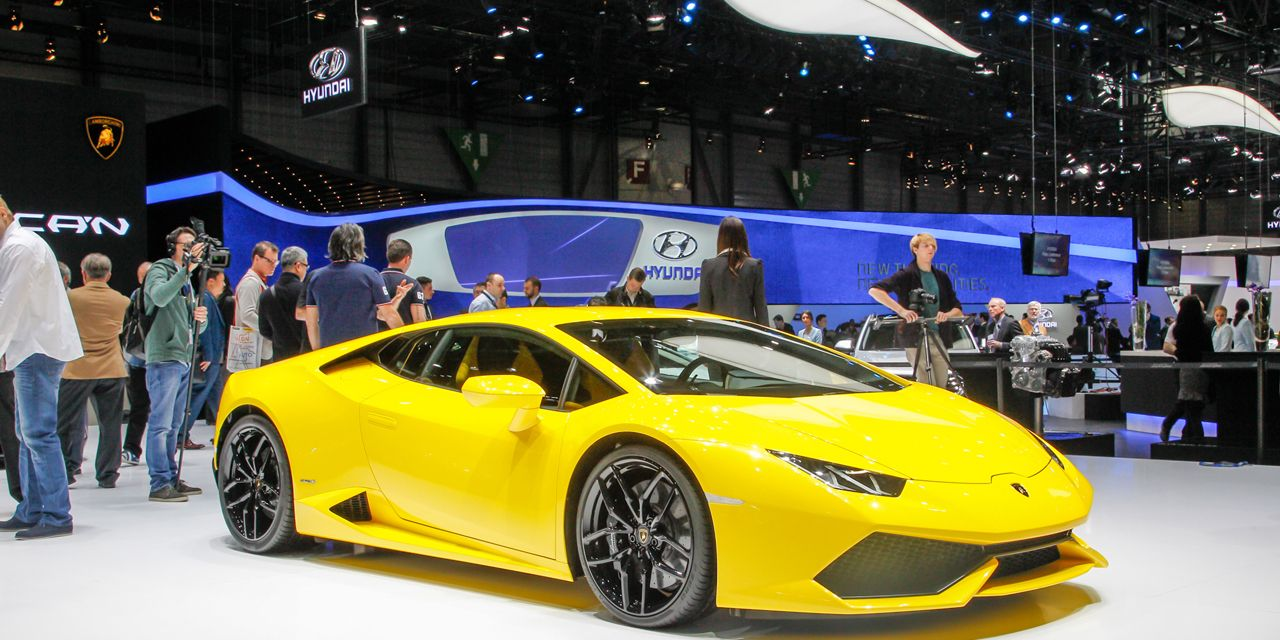 2015 Lamborghini Huracán LP 610-4: Succeeding Supercar Ubiquity