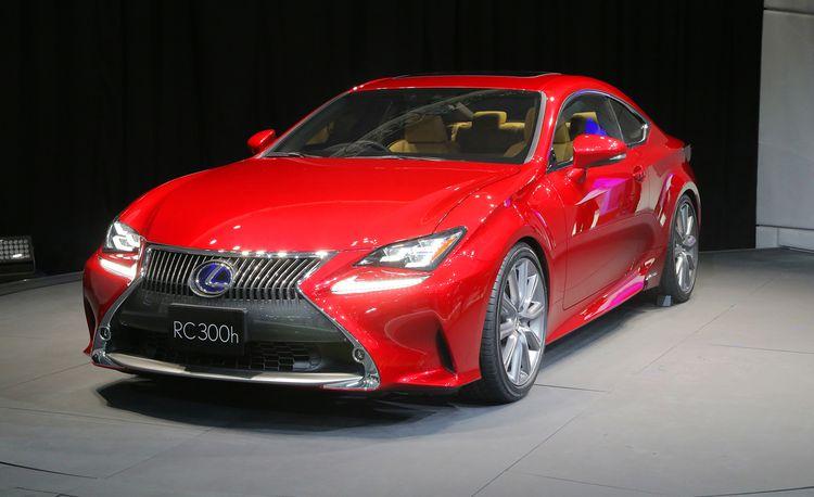 2015 Lexus RC: It Takes Two (Doors) to Tango