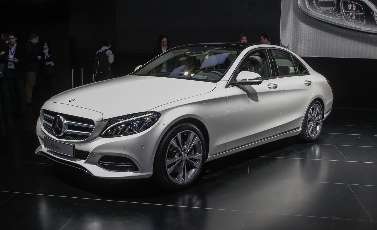 2015 MercedesBenz Cclass Photos and Info  News  Car and Driver