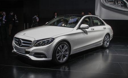 2015 Mercedes-Benz C-class: A Touch of (S-)Class