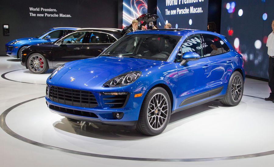 2015 Porsche Macan: The Baby Cayenne Cometh