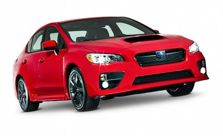 2015 Subaru WRX: Rex Who's Back?