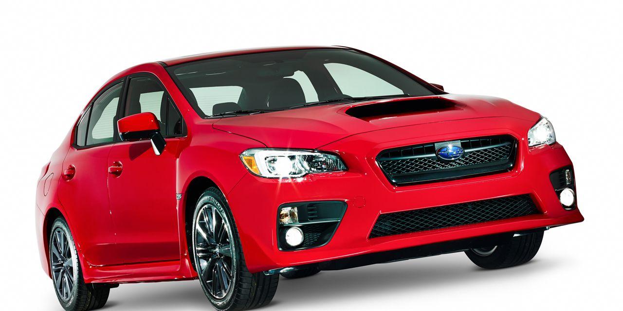 2015 Subaru WRX: Rex Who's Back?