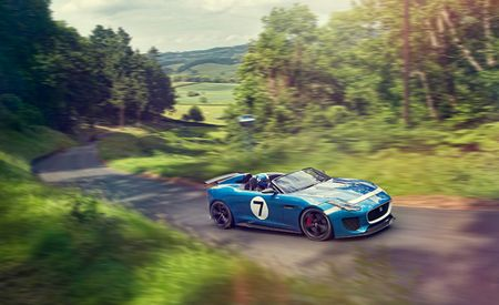 Up Close: Jaguar Project 7 Concept