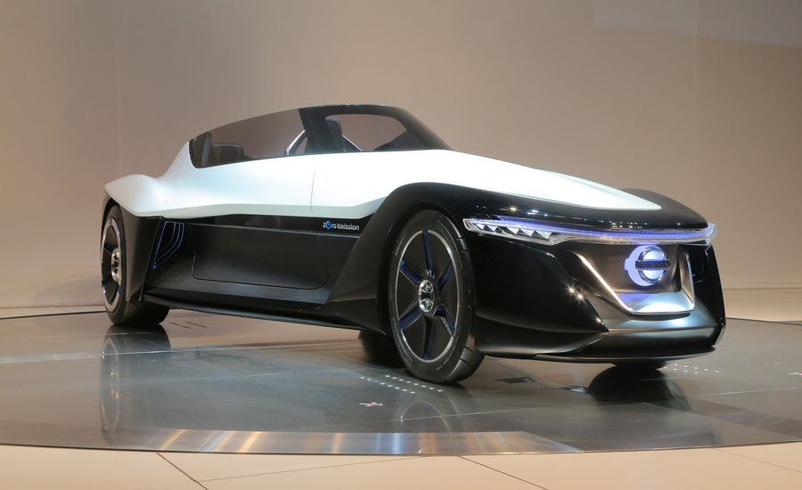 Nissan BladeGlider Concept: Reimagining the DeltaWing for a Civilian Mission