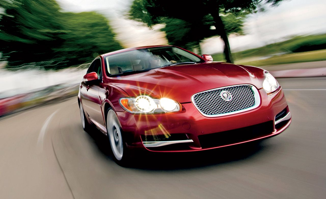 2009u20132013 Jaguar XF: A Certified Pre Owned Guide