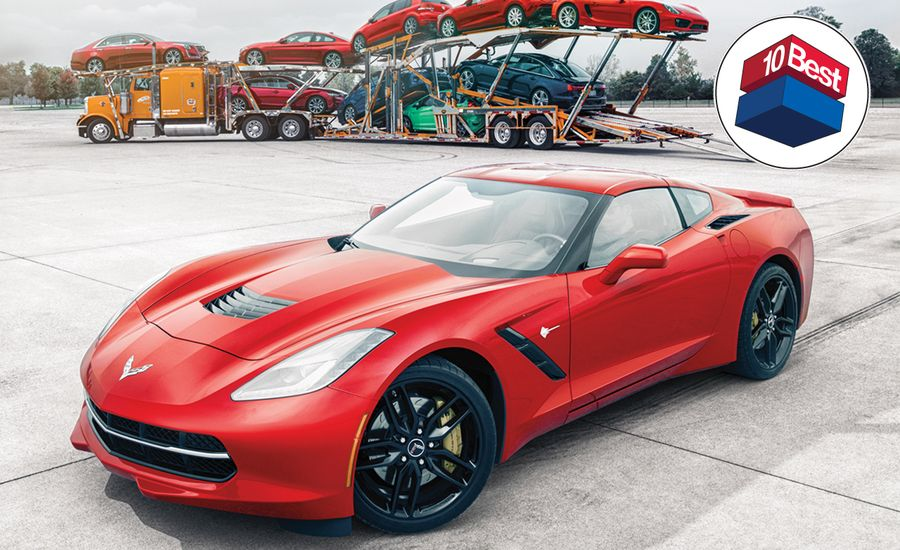 2014 10Best Cars  Feature  Car and Driver