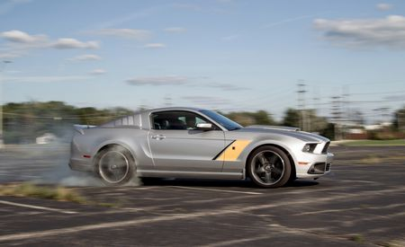C/D Underbelly: 2014 Roush Stage 3 Ford Mustang