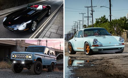 Better than the Resto': Re-creating, and Improving, the Porsche 911, Ford Bronco, and Jaguar E-type
