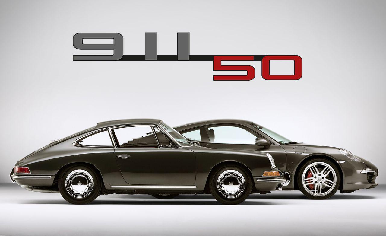 Porsche 911 reviews porsche 911 price photos and specs car golden anniversary 50 years of the porsche 911 vanachro Gallery