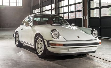 Golden Anniversary: 50 Years of The Porsche 911