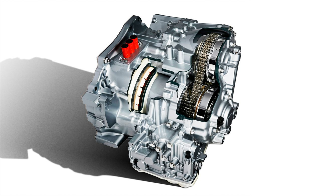 How Cvt Transmissions Are Getting Their Groove Back