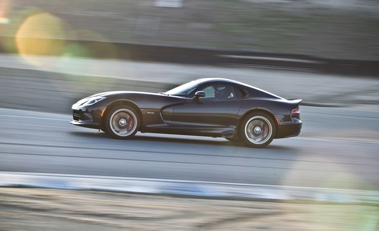 Humans: 1, Robots: 0—Or: How to Beat the SRT Viper GTS's Launch Control