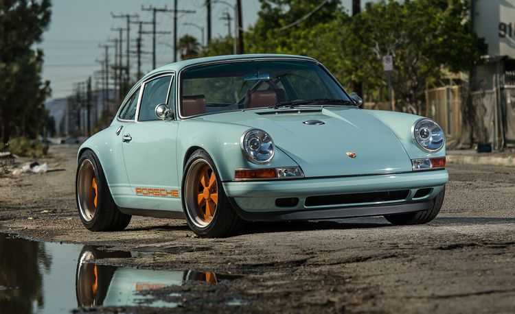 Singer Vehicle Design's Reimagined Porsche 911