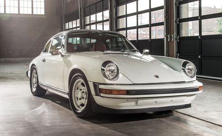 Up Close: 1974 Porsche 911