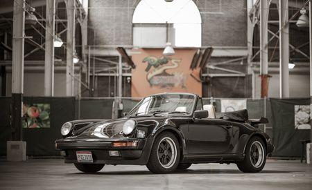 Up Close: 1986 Porsche 911