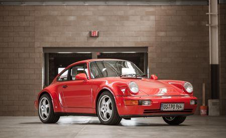 Up Close: 1994 Porsche 911