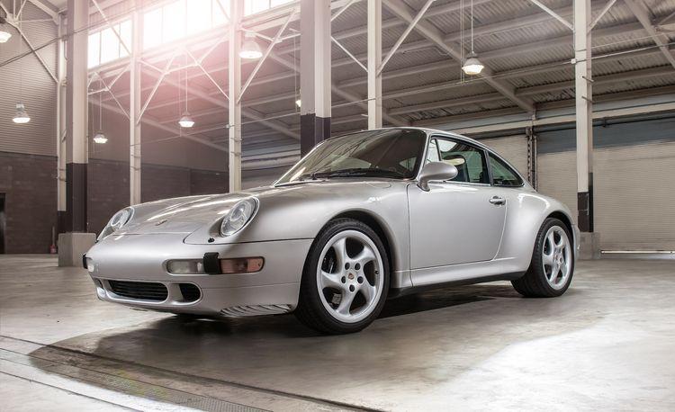 Up Close: 1998 Porsche 911