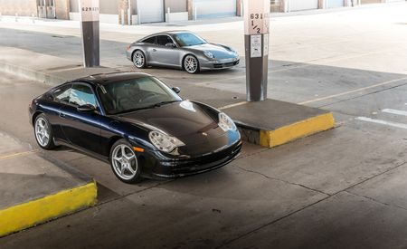 Up Close: 2002 Porsche 911 Carrera