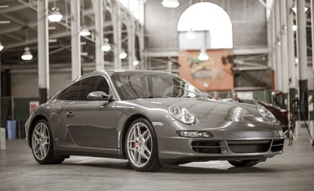 Up Close: 2008 Porsche 911 Targa 4S