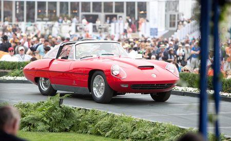 Up Close: Alfa Romeo 8C 3000 CM Disco Volante Superflow IV Pininfarina Coupé