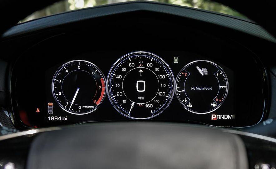 2014 Cadillac CTS 3.6 sedan - Slide 25